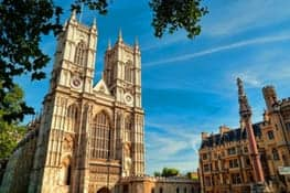 WESTMINSTER ABBEY Near iVaccines 2020 Conference Venue